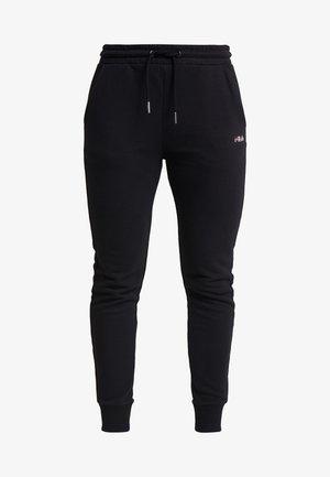 LAKIN - Teplákové kalhoty - black