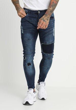 SARNEN - Jeans Skinny Fit - dark blue