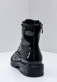 Betsy - Platform ankle boots - schwarz - 4