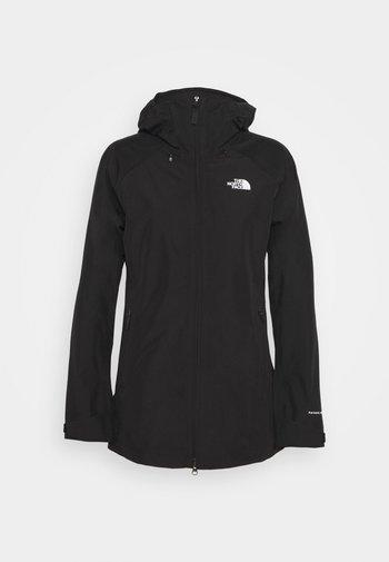 HIKESTELLER FUTURELIGHT - Hardshell jacket - black
