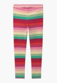 J.CREW - STRIPE - Leggings - red/green/multi-coloured - 1