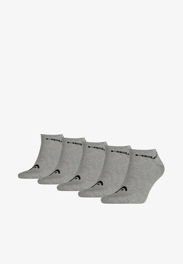 5ER PACK - Socks - grau