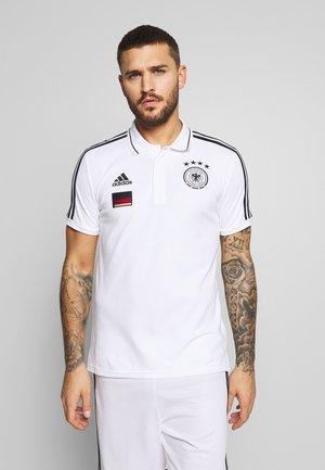 DFB DEUTSCHLAND 3S POLO - National team wear - white
