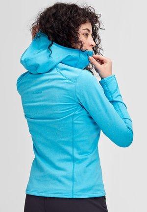 ACONCAGUA  - Fleece jacket - ocean