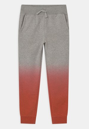 BOY DIP DYE  - Pantaloni sportivi - light heather grey