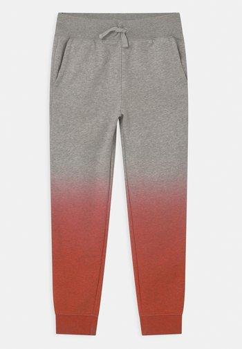 BOY DIP DYE  - Pantaloni sportivi - light heather grey