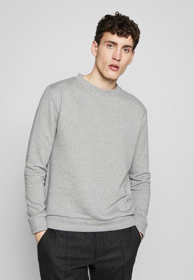 ISAAC - Sweatshirt - grey melange