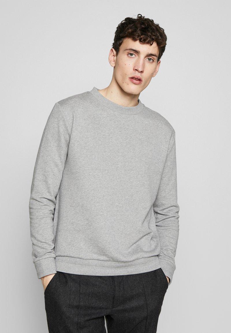 Filippa K - ISAAC - Sweatshirt - grey melange