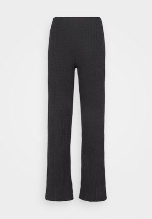 KINSLEY TROUSERS - Trousers - black