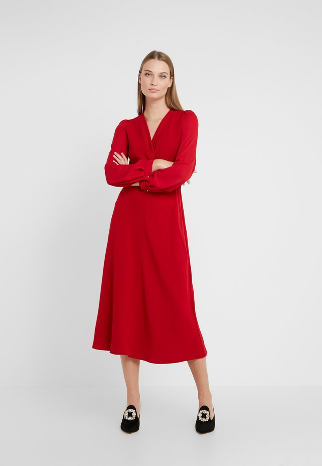 BRUNATE - Cocktail dress / Party dress - red