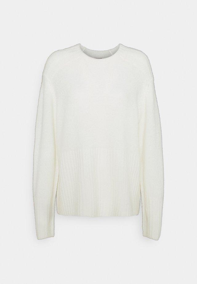 AUCUBA - Maglione - soft white