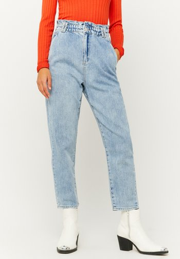 Jeans Tapered Fit - blu