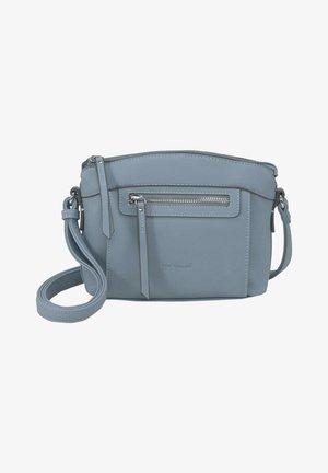 ARIANE - Across body bag - mid blue
