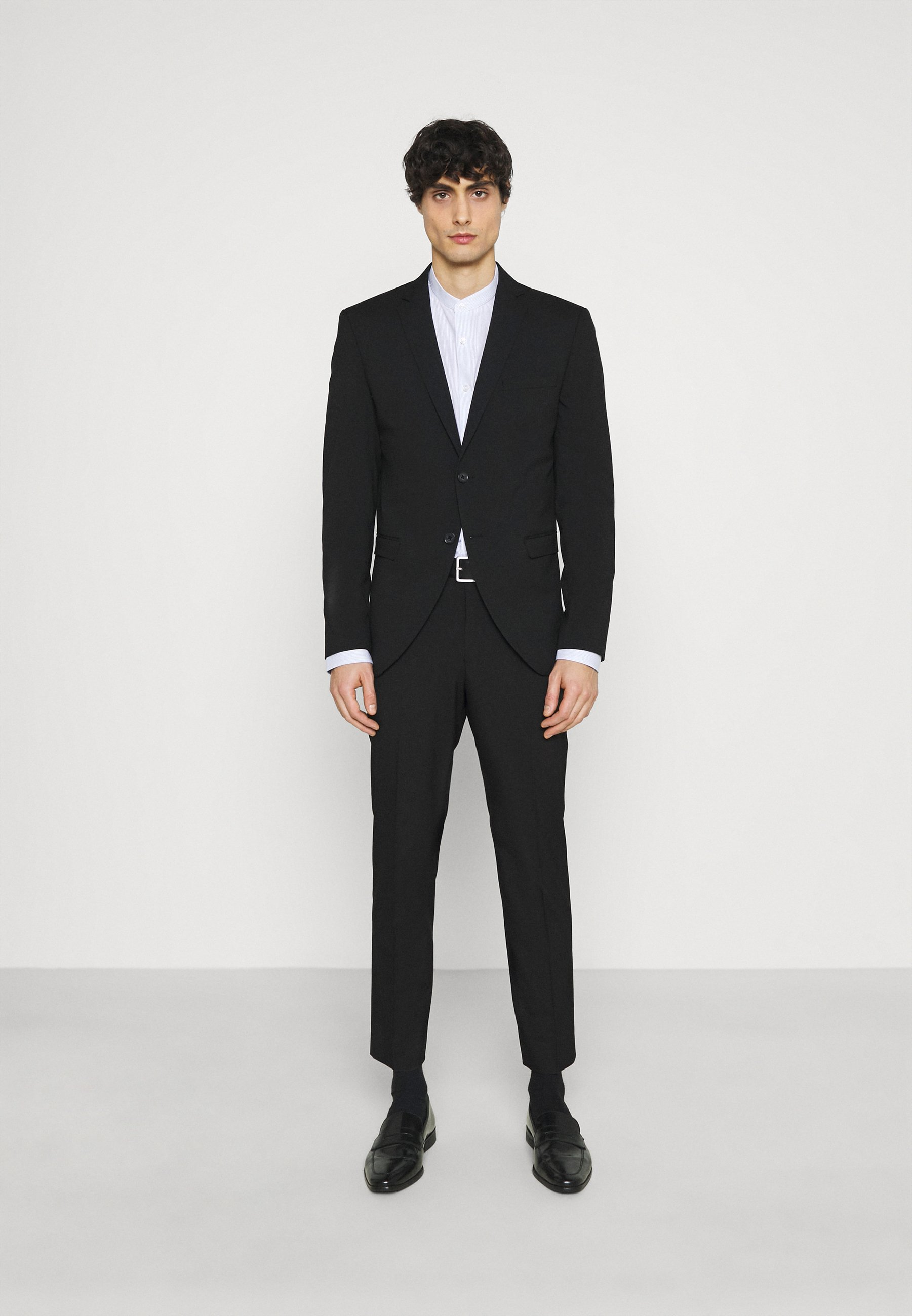 Herren SLHSLIM MYLOLOGAN CROP SUIT - Anzug