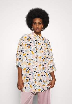 NUBEGONIA - Button-down blouse - citadel