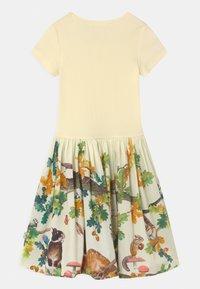 Molo - CISSA - Žerzejové šaty - yellow - 1