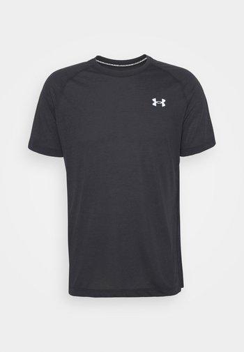 STREAKER - T-shirt - bas - black