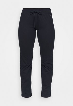 DRAWSTRING PANTS - Tracksuit bottoms - dark blue