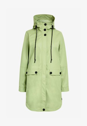 Waterproof jacket - green