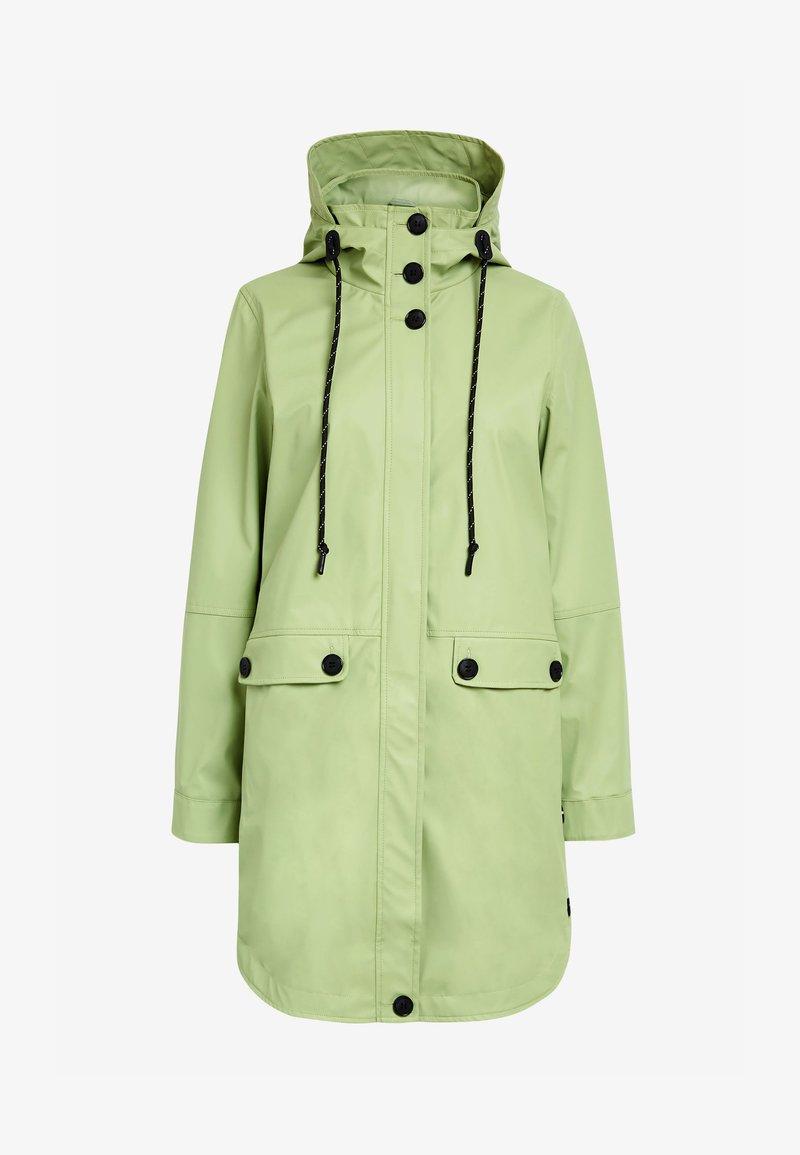 Next - Waterproof jacket - green