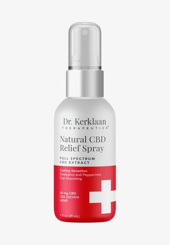 NATURAL CBD RELIEF SPRAY  - Body spray - -