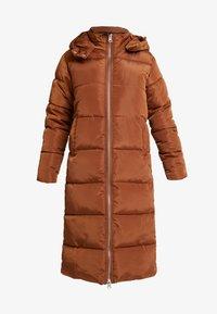 Glamorous Petite - Winter coat - nut brown - 3