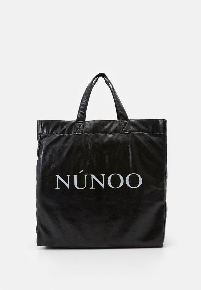BIG TOTE - Shopping bag - black