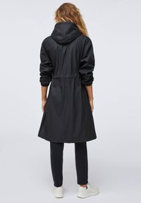 OYSHO - Waterproof jacket - black - 2
