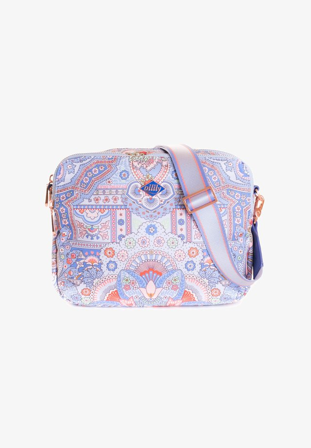 SIMPLY OVATION  - Across body bag - sky blue