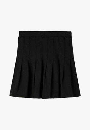 Plooirok - black