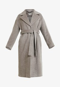 Whistles - DARCEY DRAWN BELTEDWRAP COAT - Classic coat - grey - 4