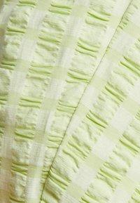 Bershka - Day dress - green - 5