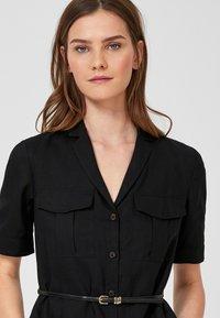 s.Oliver BLACK LABEL - Shirt dress - black - 3