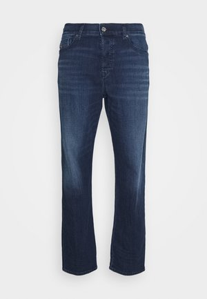 D-FINING - Straight leg jeans - dark blue