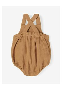 Lil' Atelier - Dungarees - tobacco brown - 1