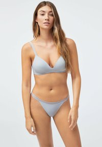OYSHO - MICROFIBRE STRAPPY - Briefs - light blue - 1