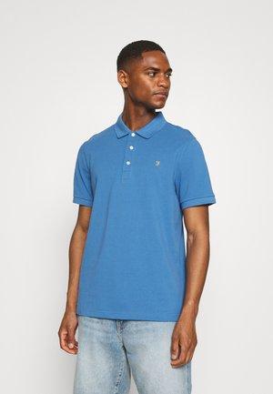 BLANES - Koszulka polo - blue mist