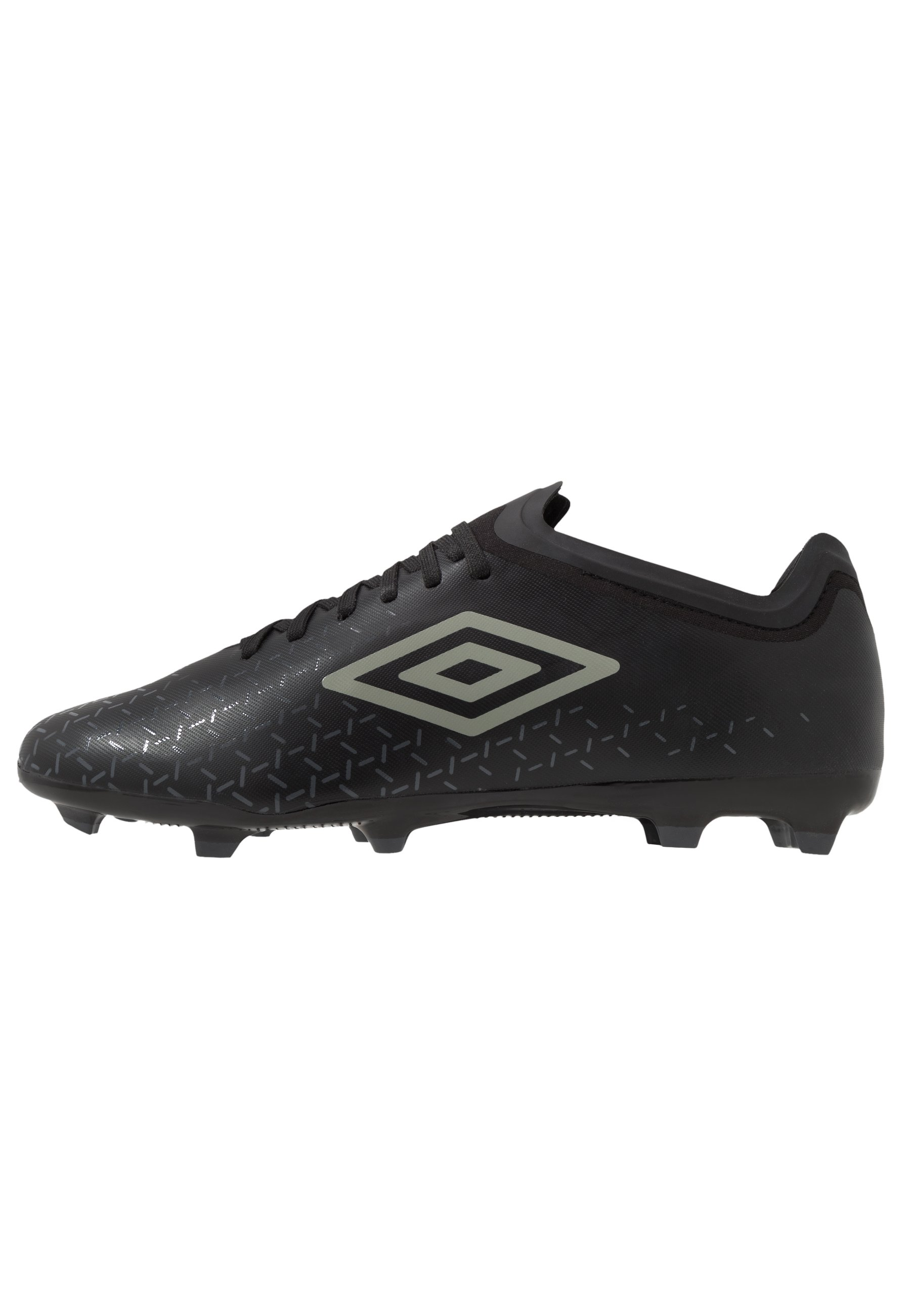 Umbro VELOCITA V PREMIER FG - Fotballsko - black/carbon