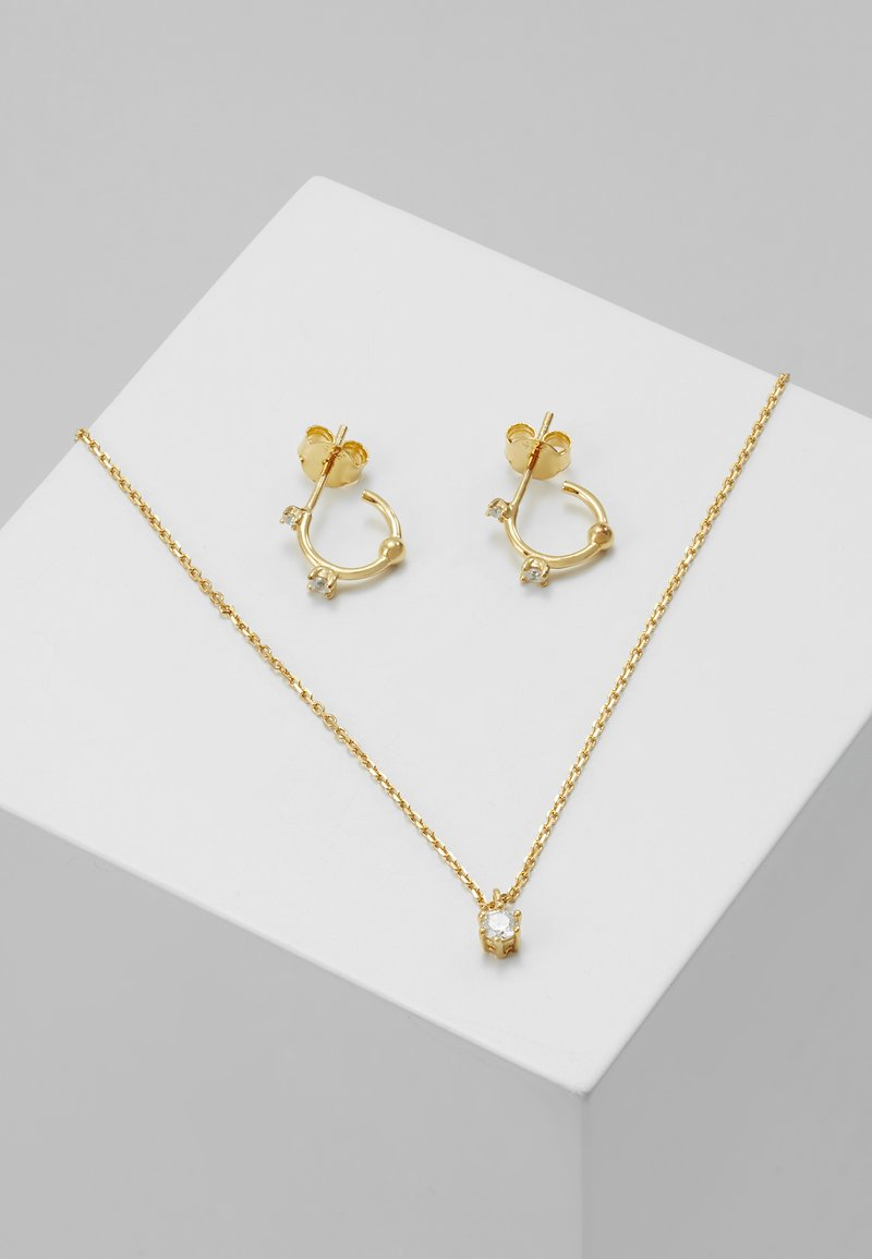 PDPAOLA - ZALANDO SET - Necklace - gold-coloured