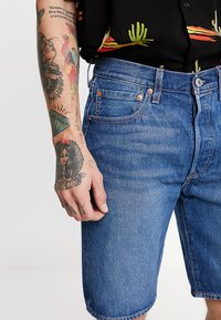 Levi's® - 501® HEMMED  - Denim shorts - nashville - 3