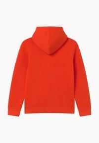 Cars Jeans - PEARSER HOOD - Hoodie - orange - 1