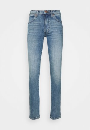 LARSTON - Jeans Skinny Fit - blue bell gold