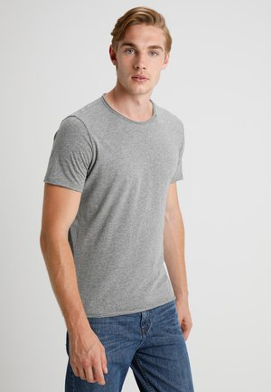 Camiseta básica - dark grey melange