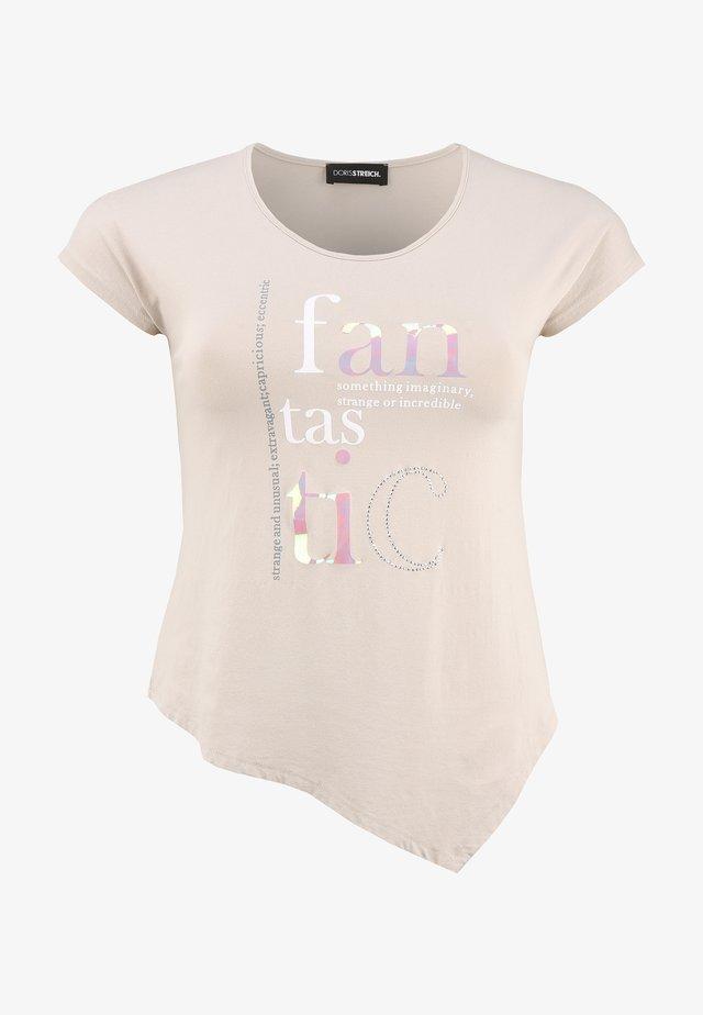 T-shirt print - savanne
