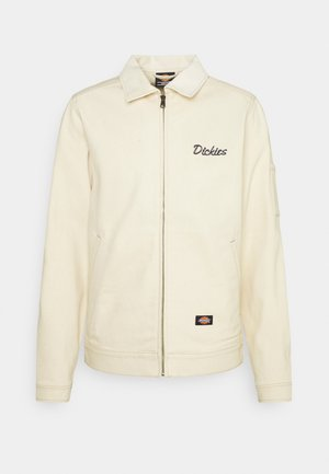 HALMA EISENHOWER - Summer jacket - ecru