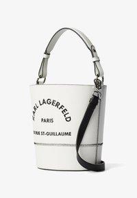 KARL LAGERFELD - Handbag - white - 1