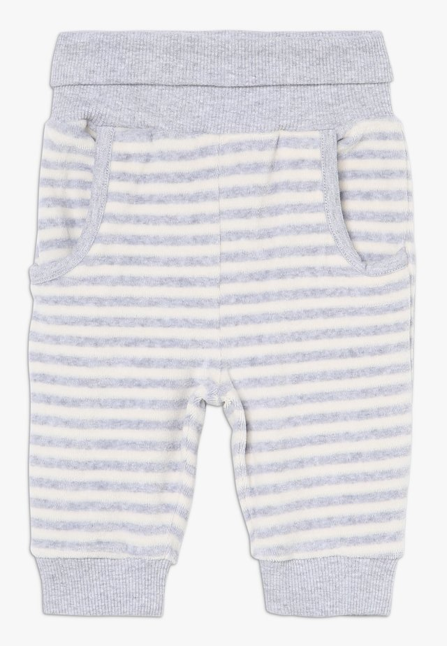 STRIPE BABY - Bukse - grey