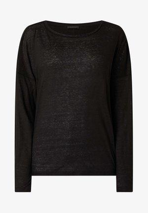 KIMMA - Long sleeved top - schwarz