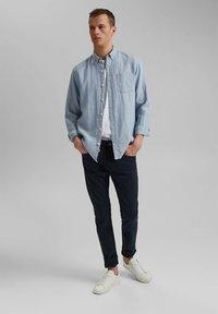 Esprit - Shirt - grey blue - 1