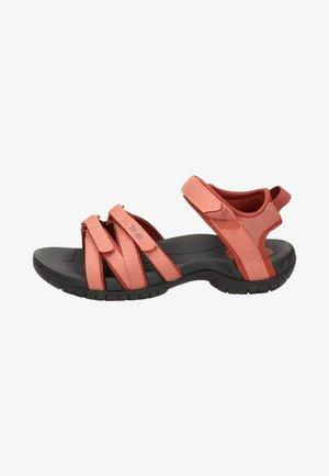 Walking sandals - oranje